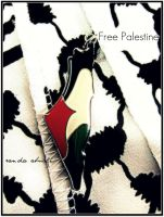 palestine 3 by royaldoshi