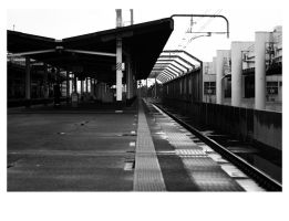 JR Station by deadward1555