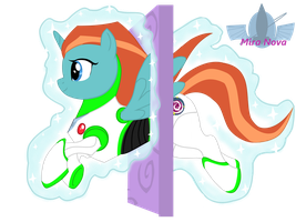 Mira Nova, Space Pony by TheSpaceCowgirl
