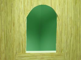 Stock: Puppet Cutout Hole by Stock-By-Michelle