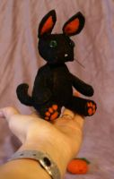 Plushie Cat by SqueekAndDestroy