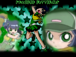 Powered Buttercup WallPaper by Karlibell22
