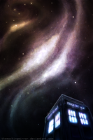 Time And Relative Dimension In Space by themockingmirror