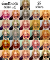 IHTO actions set by ihearttoronto