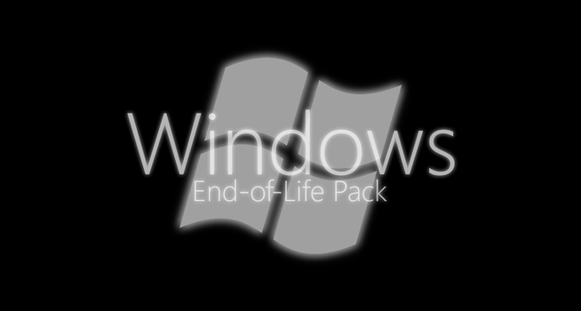 Windows End of Life Pack by MinderiaYoutuber
