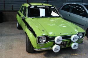 Ford Escort Mk1. by React-Team-Sessions