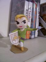 WindWaker Link by kdaver