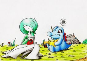 Private Tutoring for Totodile!