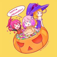 Halloween 2012 by sora-amaori