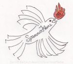 SparrowsFlame Logo by SparrowsFlame