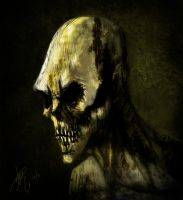 zombie quick paint by prolificlifeforms