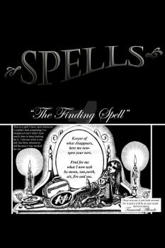 Paranormal East L.A. Spells Page 1 by dannyjay69