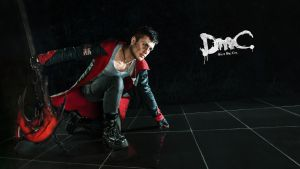 Dante with Arbiter 3 - DmC cosplay by LuckyStrike-cosplay