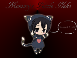 Mommy's Little Neko by horsehugs