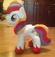 Light Heart Plush by Noxx-ious