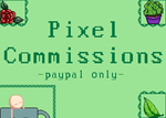 Pixel Commissions OPEN! by Yami-Adoptables