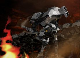 Imperial M.O.X. Unit by Katase6626
