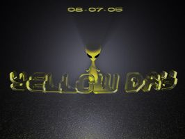 Yellow Day 2 by fission1