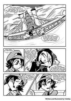 Engine 999 Webcomic Series - CH5PG6 by Tailzkip