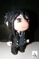 sebastian figurine by Blachorum