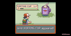 Koffing Cup
