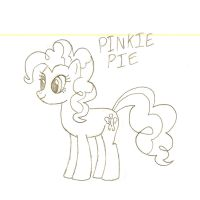Pinke Pie by LBFable