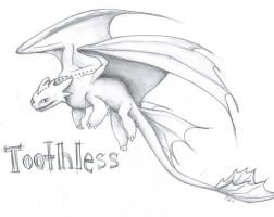 Toothless by aussies10