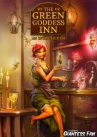 The Green Goddess Inn - gentle gts, crush by giantess-fan-comics