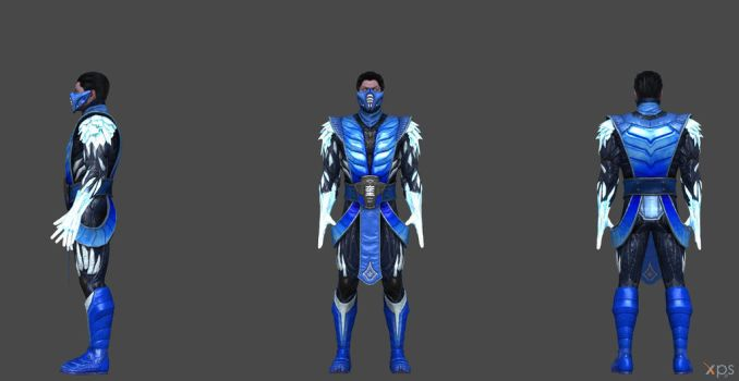 Sub Zero Final Upgrade - Injustice 2 by SSingh511