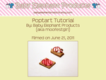 .: Poptart Video Tutorial :. by moofestgirl