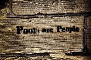 Poor are people by spr33