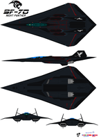 Martin  SR-70 Night Panther by bagera3005