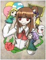 Puppets by Danielle-chan