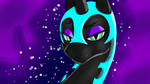 NightMare Moon BG again by Facelessguru