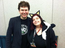 Me and Quinton Flynn by Scourgey-ouo