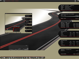 My Ubuntu 11.04  Endless Road by Paz-1