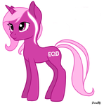 Equestria Daily Pony OC Submission by Robsa990