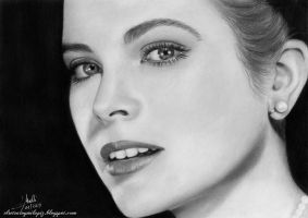 Grace Kelly by iSaBeL-MR