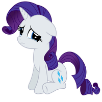 sad rarity by Coltsteelstallion