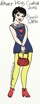 DHC2014-Snow White by Youngjusticeaddict