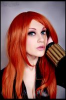 Marvel -  Black Widow - Bishoujo by Katy-Angel