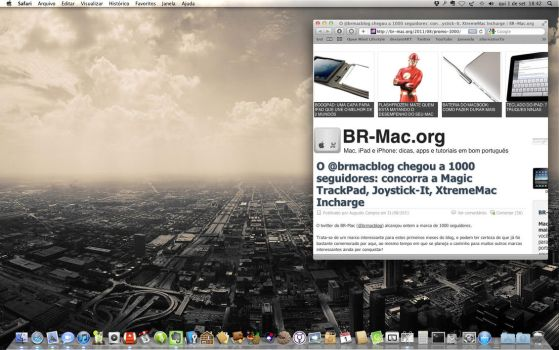 BR-Mac.org contest entry by kErNeL-sCrIpT