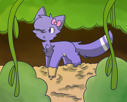 +Deep in the Jungle, the Mighty Jungle+ by MeowSenpai