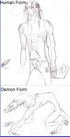 Uvver The Hell Demon by Tanuki-Of-Yaoi