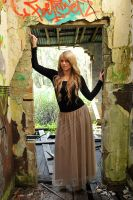 Ashlee - ruins revisited 1 by wildplaces