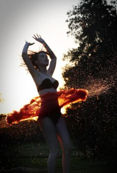 Sun Dance by yuca-chan