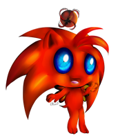 AG: Red chao by lifegiving