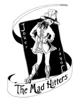 Alice in Derby Land: The Mad Hitters by vulpinoid
