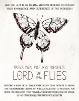 Lord of the Flies: The Strangers Within Us by papermenpictures