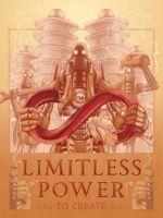 Limitless Power!! by hobogonemad